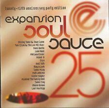 V/a - Expansion Soul Sauce 25  New cd   Soul Music