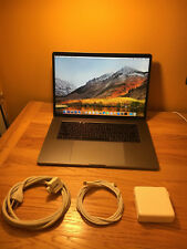 """15"""" Apple MacBook Pro (Late 2016/Touch Bar) 2.7GHz i7, Space Gray, 512 GB"""