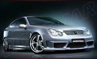 Mercedes-Benz C W203 c180 Sport Coupe - FULL Body Kit