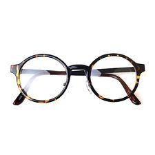 1920s Vintage eyeglasses oliver retro 50R14 Leopa classic Round frames Eyewear