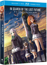 In Search Of The Lost Future: The Complete Series [New Blu-ray] With DVD