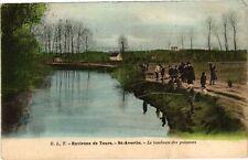 CPA  Environs de Tours -St-Avertin - Le tombeau des poissons  (229717)