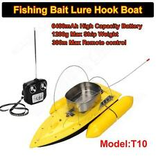 T10  RC Wireless Fishing Lure Bait Boat 300M Remote Control for Finding Fish W1