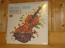 SP 8506 MICHAEL RABIN Mosaics Violin Recital Audiophile CAPITOL 180g LP SEALED