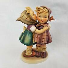 """Vintage Hummel Goebel Figurine 5.25"""" 196/0 """"Telling Her Secret"""" West Germany"""