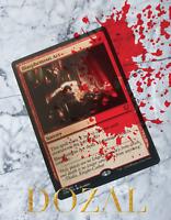 Magic the Gathering 1x BLASPHEMOUS ACT NM Double Masters//Commander MTG