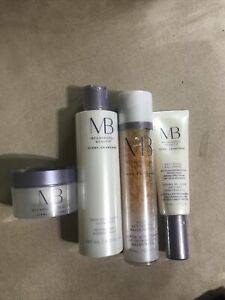 Set 4 Meaningful Beauty Cindy Crawford. Cleanser ,anti Aging,activating,night Cr