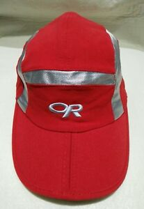 NEW THE OUTDOOR RESEARCH THROTTLE CAP ALLOY RED/BLACK/BLUE COLOURS FREE SHIPPING