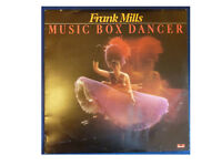 FRANK MILLS AND HIS ORCHESTRA * MUSIC BOX DANCER * VINYL LP POLYDOR2480 484