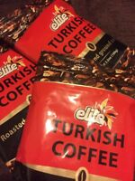 Lot 15 Elite Turkish Coffee, Roasted And Ground Coffee, 100g/3.5 Oz, Parve, כשר