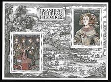 Bloc Feuillet 2018 N°F5236 Timbres - Les Grandes Heures de l'Histoire de France