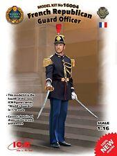 ICM 1/16 FRANCESE REPUBBLICANO GUARDIA UFFICIALE #16004
