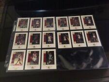 1998-99 UPPER DECK SP AUTHENTIC Michael Jordan MICHAEL Insert Complete Set M1-15