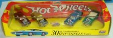 UNOPENED! Hot Wheels 30th Anniversary Muscle Car Set New In Box!
