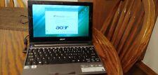Acer Aspire One D260 Netbook (Mini Laptop),  Windows 7, 1 GB Memory, 160 GB HDD