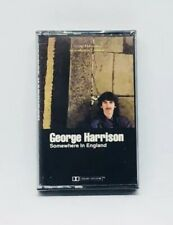 George Harrison ‎somewhere in England Cassette Dark Horse Records 1981 USA