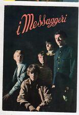 cartolina postcard - SILVECART I MESSAGGERI