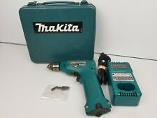 MAKITA CORDLESS DRILL WITH FAST CHARGER CARRY CASE MODEL 6010D (NO BATTERY)