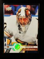 Carter Hutton - 2019-20 Upper Deck High Gloss #263 /10
