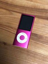 Apple iPod nano 4th generation 8gb Pink