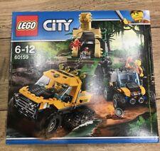 LEGO 60159 L'EXCURSION DANS LA JUNGLE CITY SET NEUF NEW NUOVA