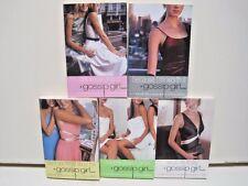 Gossip Girl Series by Cecily von Ziegesar Set of 5 Novels