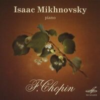 FREE US SHIP. on ANY 3+ CDs! USED,MINT CD CHOPIN,FREDERIC: Chopin Recital