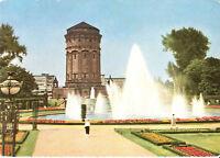 AK Ansichtskarte Mannheim / Am Wasserturm / BRD