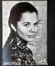 giorgia moll vera fotografia photo cartolina postcard anni50 italian actress f v
