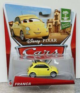 FESTIVAL ITALIANO - FRANCA - 4 of 10 - 2012 - DISNEY PIXAR CARS