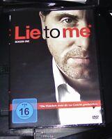 Lie To Mi La Stagione Completa/Stagione 1 DVD Veloce Nuovo e Confezione