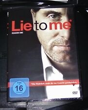 Lie to Me the Complete Season/Season 1 DVD Faster Shipping New & Original