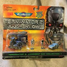 GALOOB~Micro Machines~TERMINATOR 2: JUDGMENT DAY COLLECTION 1~Sealed~1995