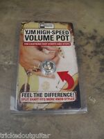 SEYMOUR DUNCAN YNGWIE MALMSTEEN YJM 250K HIGH SPEED VOLUME POT POTENTIOMETER