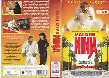 Mai dire ninja (1996) VHS