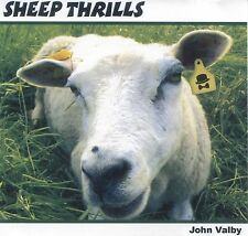 """JOHN VALBY - """"SHEEP THRILLS"""" - Dr Dirty's Funny New CD"""