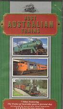 just australian trains : seven films