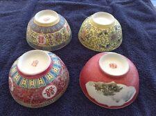 Small oriental design dish