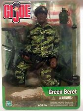 Hasbro 1/6 GI Joe Green Beret with 5.56 mm Stoner EXTREMELY RARE MIB
