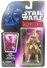 Star Wars POTF2 Shadows of the Empire Princess Leia ( Boushh Disguise )