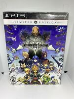 Kingdom Hearts HD 2.5 ReMIX Limited Edition + Disney Pin PlayStation 3, PS3 NEW