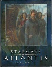 Stargate Atlantis Season 2 (5 DVDs)  Deutsche Ausgabe Hologram