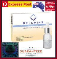 Relumins Advanced Oral Glutathione Skin Whitening 7500/15000mg 5/10 vials
