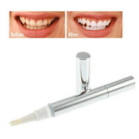 Teeth Whitening Pen White Tooth Gel Whitener Bleach Remove Stains Oral Hygiene