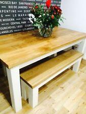 Kitchen Handmade Farmhouse Table & Chair Sets