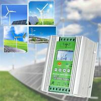300/400/500/600W LCD Wind Solar Hybrid Charge Controller 12V/24V MPPT Mode G4C9
