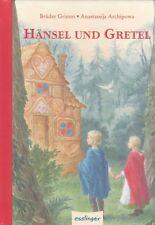 Hänsel und Gretel von Brüder Grimm ✫ Anastassija Archipowa NEU