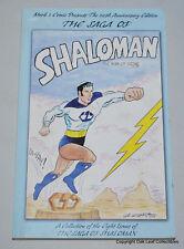 Saga of Shaloman TPB 2008 USED!