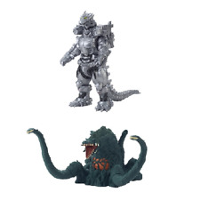 NEW Bandai Godzilla Movie Monster Series MechaGodzilla Biollante Japan Figure