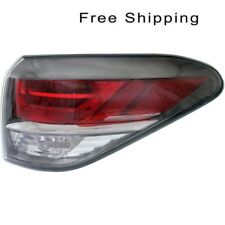 Tail Lamp Assembly Passenger Side Outer Fits Lexus RX350 RX450h LX2805112